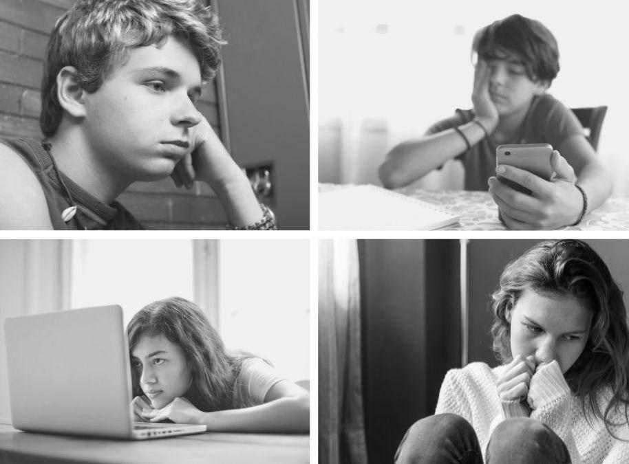 chatspreekuur psychische klachten puber jongeren corona mondriaan