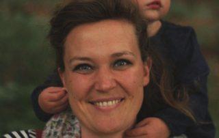 Merel Claessens lid oudervereniging Steinerschool Voeren