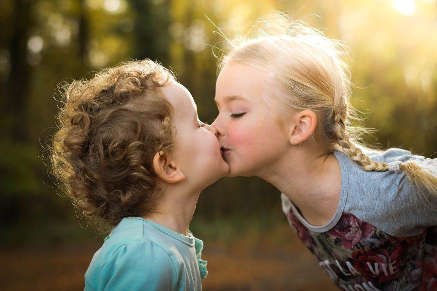 over seksuele ontwikkeling van kinderen