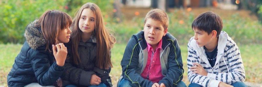 Doe-Praatgroep tieners