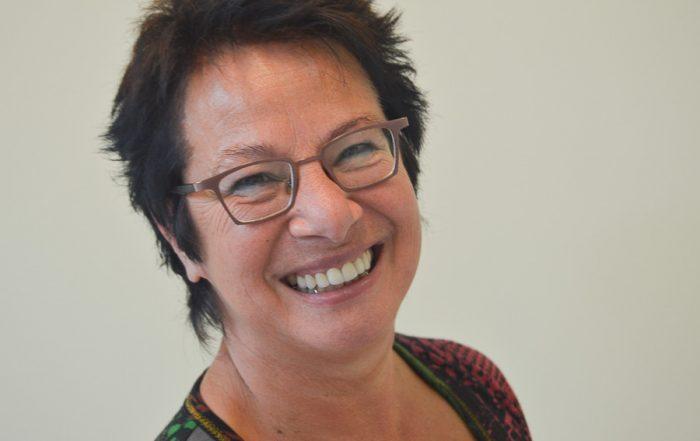 Jooske Kool directeur opleider Stichting Uit Eigen Beweging