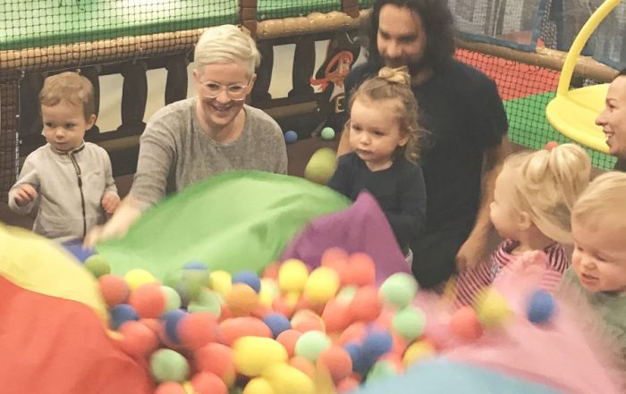 Peutergym peuters bewegen ouders