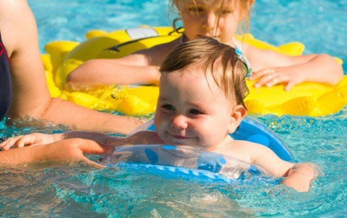 zwemveiligheid jonge kinderen
