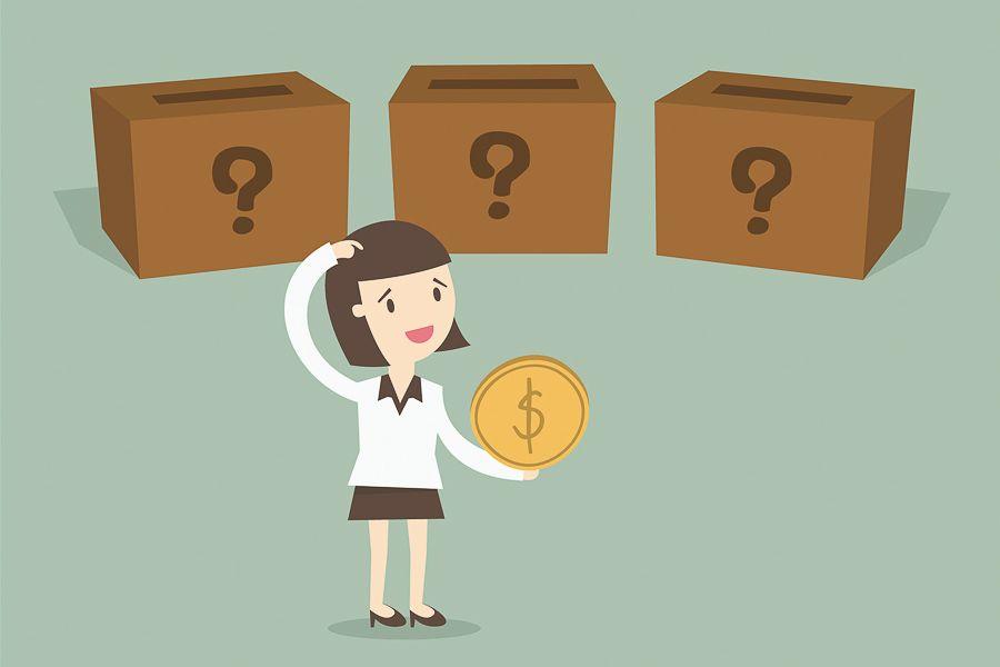 welke keuzes maken ouders geld